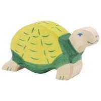 Holztiger - Schildpad