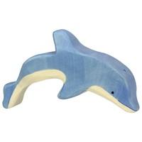Holztiger - Dolfijn, springend
