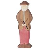 Holztiger - Grootvader