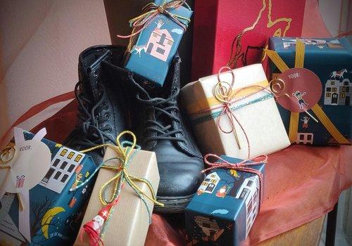 Schoencadeautjes tot €5,-