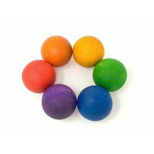 Grapat Grapat Ballen 6 stuks