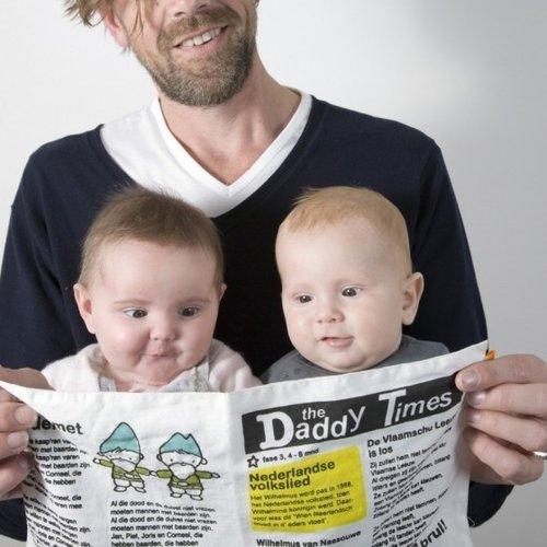 Qukel Knisperkrant - Daddy Times