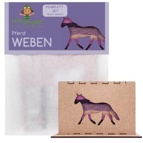 Mikiprojekt Knutselpakket paardenweefsel