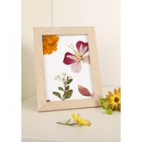 Huckleberry - Lijst voor gedroogde bloemen