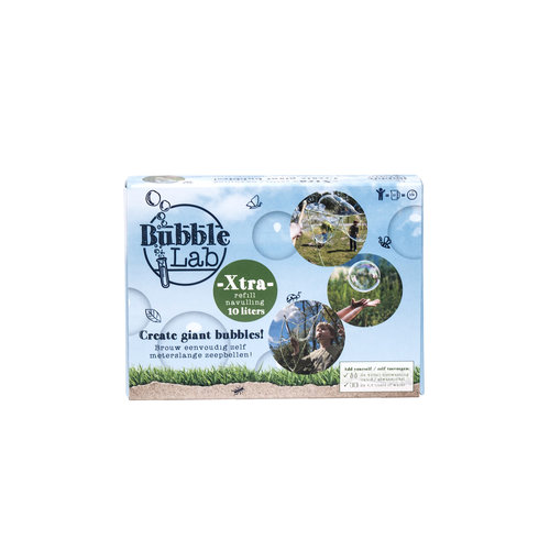 BubbleLab BubbleLab - Xtra navulverpakking voor 10 liter