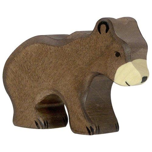 Holztiger Holztiger - Bruine beer, klein