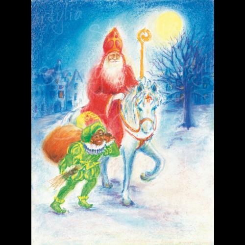 Marjan van Zeyl Sinterklaas