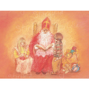 Marjan van Zeyl Sinterklaasfeest