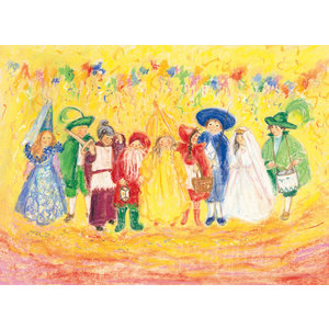 Marjan van Zeyl Kindercarnaval
