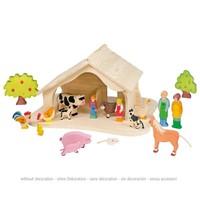 Holztiger - Huis/(kerst)stal