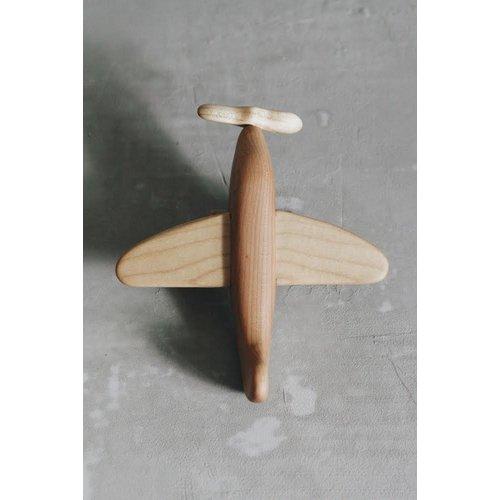 Tateplota Houten vliegtuig