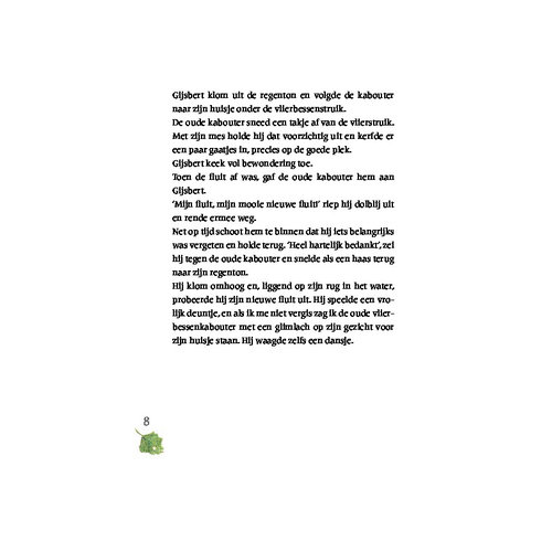 Christofoor De tuinavonturen van Gijsbert
