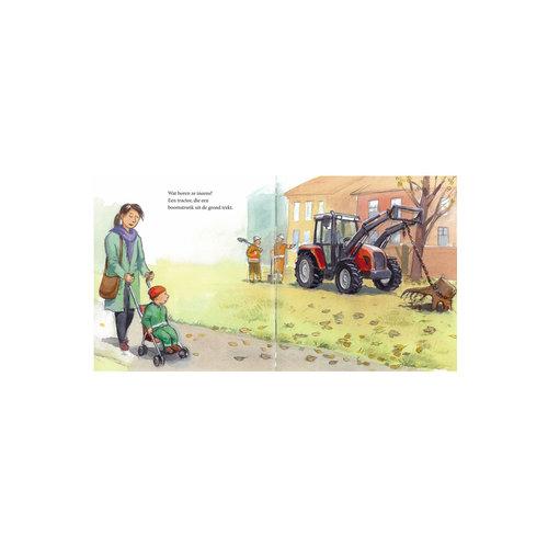 Christofoor Sem's tractor