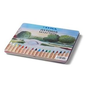 Lyra Kleurpotloden Super Ferby Astoria Selection (18 st)