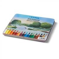 Kleurpotloden Super Ferby Astoria Selection (18 st) (gelakt)