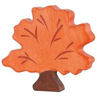 Holztiger - Herfstboom
