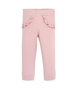 BALLOON CHIC Broek - Roze met mooie afwering