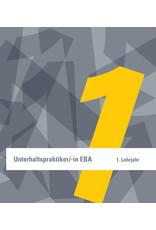 #3011 Lehrmittel für die Ausbildung Unterhaltspraktiker/in EBA,1. Lehrjahr