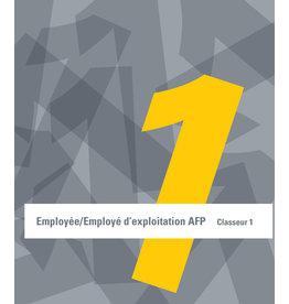 #3020 Employé/e d'exploitation AFP – Volume 1