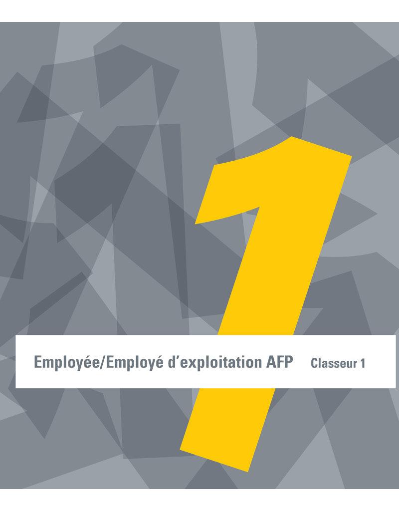 Employé/e d'exploitation AFP – 1ère année d'apprentissage