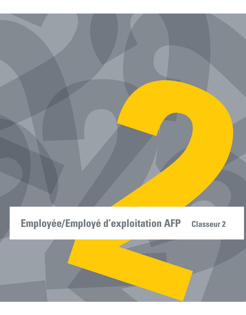 Employé/e d'exploitation AFP – 2ème année d'apprentissage
