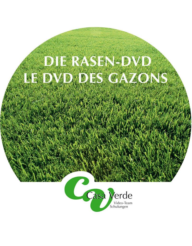 #3111 Le DVD de Gazons -La création et l'entretien des pelouses, un guide complet
