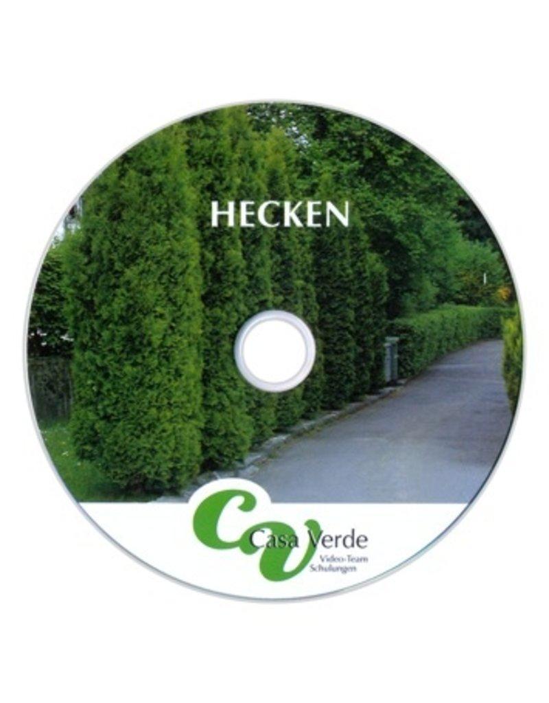 #3111 Hecken - Nutzen und Pflege von Wildhecken, Hecken in Garten und Parkanlagen
