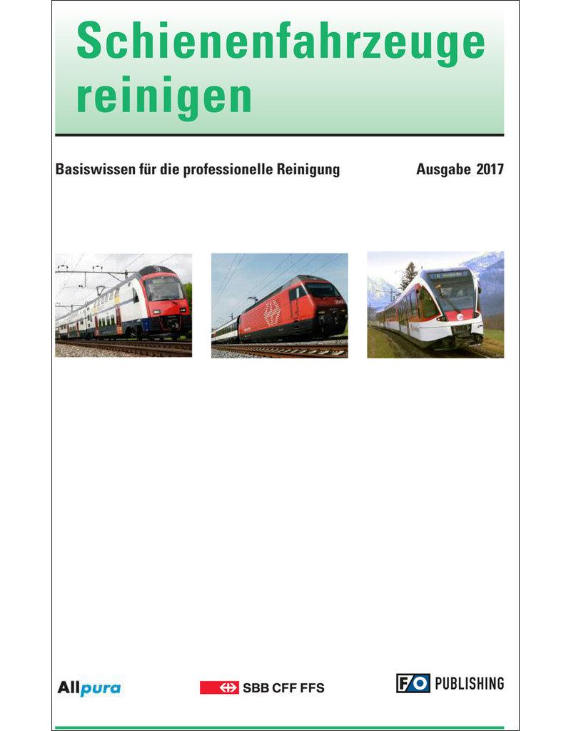 #3061 Schienenfahrzeuge reinigen