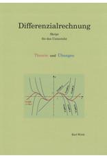 Differenzialrechnung -Theorie und Übungen
