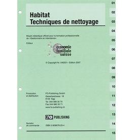 Habitat Techniques de nettoyage