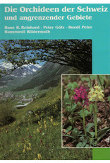 #3065 Die Orchideen der Schweiz und angrenzender Gebiete