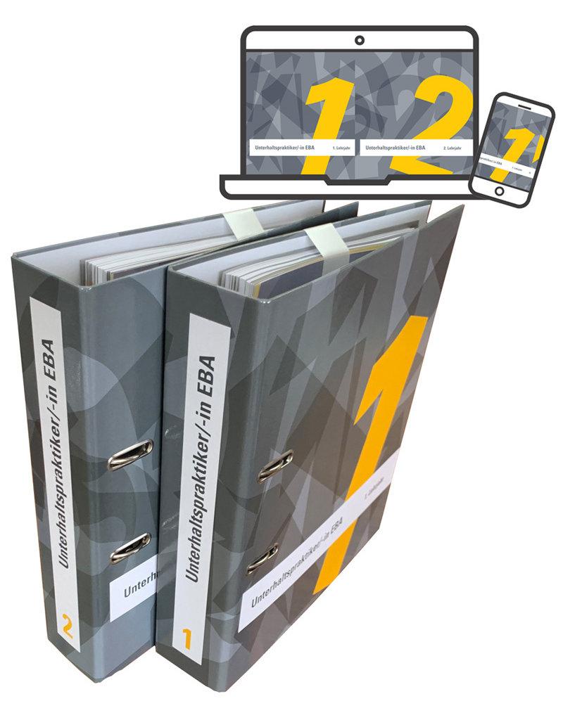 E-Book Lehrmittel-Set Unterhaltspraktiker/-in EBA 1. + 2. Lehrjahr