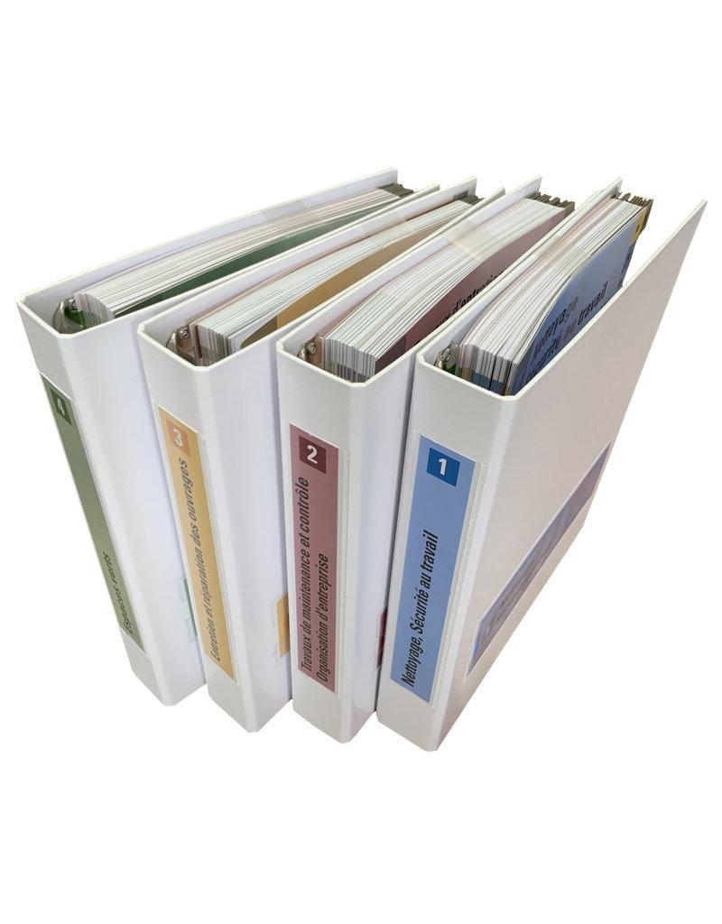 Entretien d'exploitation CFC, ensemble e-book volume 1-4