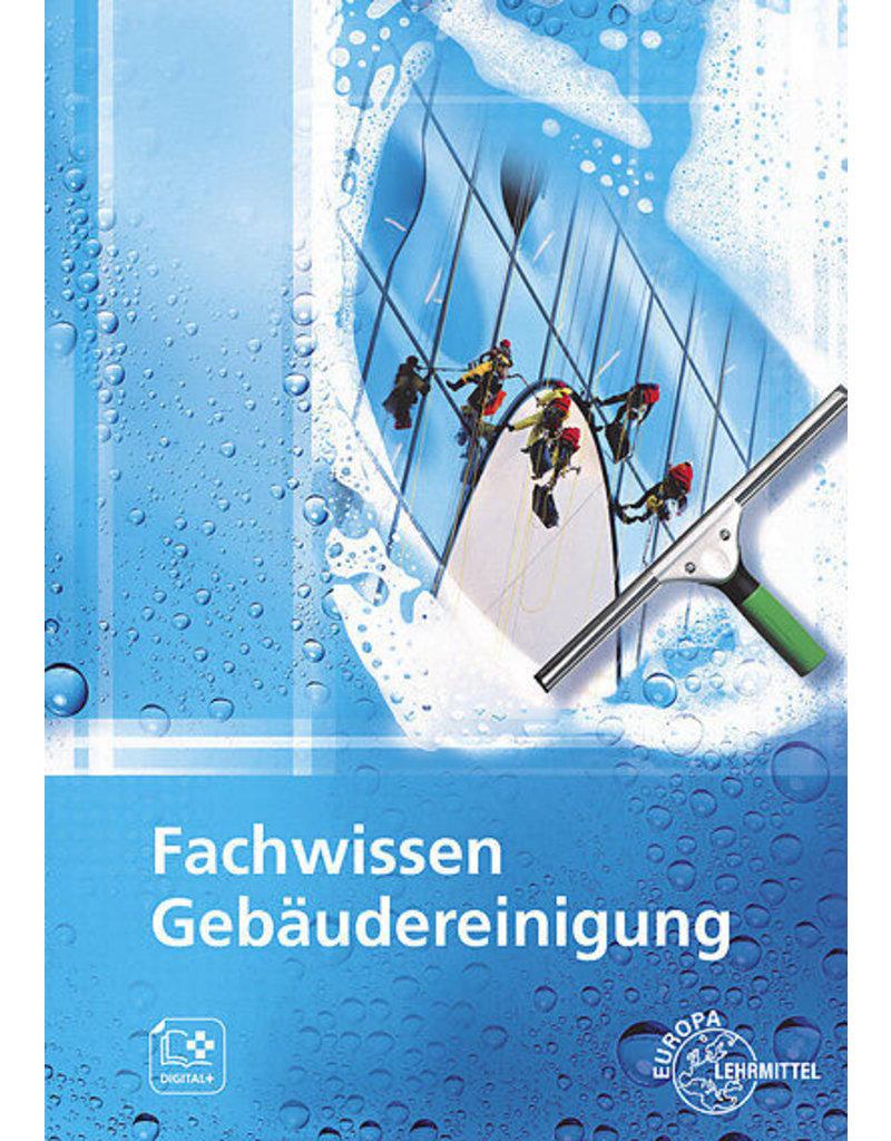 #3002 Fachwissen Gebäudereinigung Europa-Verlag