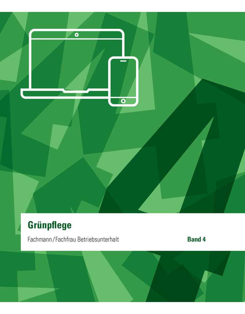 Fachmann/Fachfrau Betriebsunterhalt  EFZ Ordner 4 inkl. E-Book