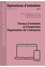 Agent/e d'exploitation CFC classeur 2 ebook inclus