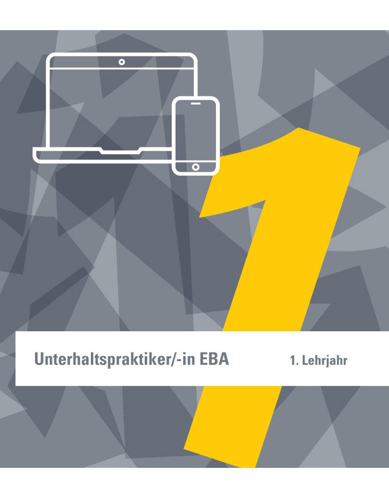 Unterhaltspraktiker/in EBA 1. Lehrjahr inkl. E-Book