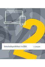 Unterhaltspraktiker/in EBA 2. Lehrjahr inkl. E-Book