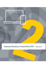 Employé/e d'exploitation AFP 2ème année d'apprentissage ebook inclus