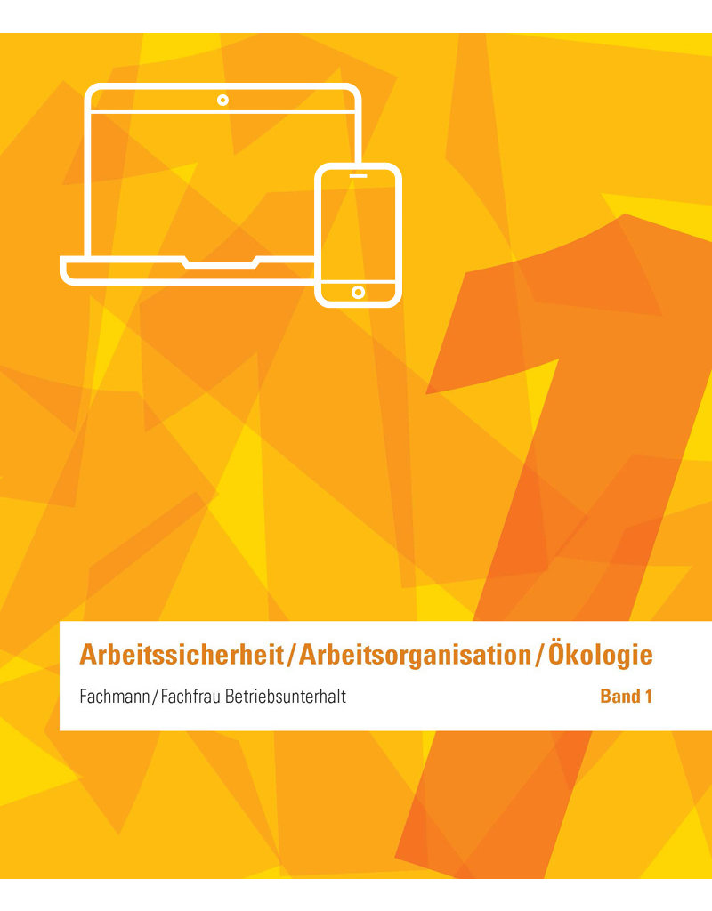 Fachmann/Fachfrau Betriebsunterhalt  EFZ Ordner 1 inkl. E-Book