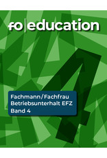 Digitale Lernkarten Fachmann/Fachfrau Betriebsunterhalt  EFZ