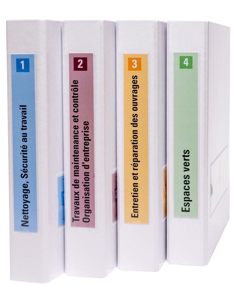 Agent/e d'exploitation CFC classeurs 1-4 ebooks inclus