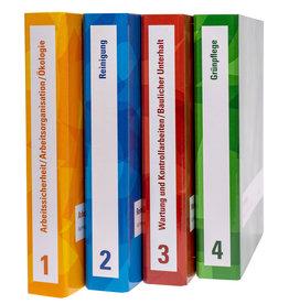 Lehrmittel-Set Fachmann Betriebsunterhalt EFZ