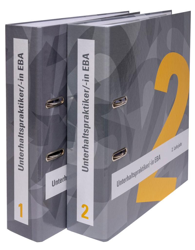 Lehrmittel-Set Unterhaltspraktiker/in EBA 1. + 2. Lehrjahr inkl. E-Books