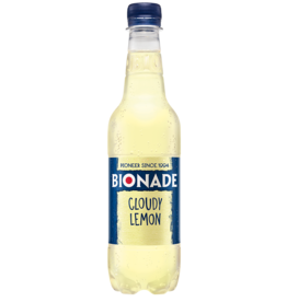 Bionade Cloudy Lemon | 12 pieces