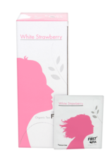 First Tea Premiumline Premium Line White Strawberry