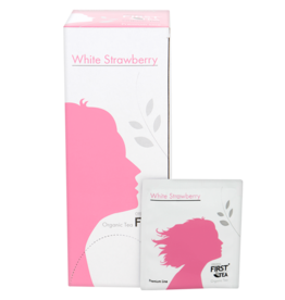 First Tea Premiumline White Strawberry