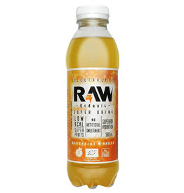 Raw Superdrink Mandarin & Mango | 12 pieces