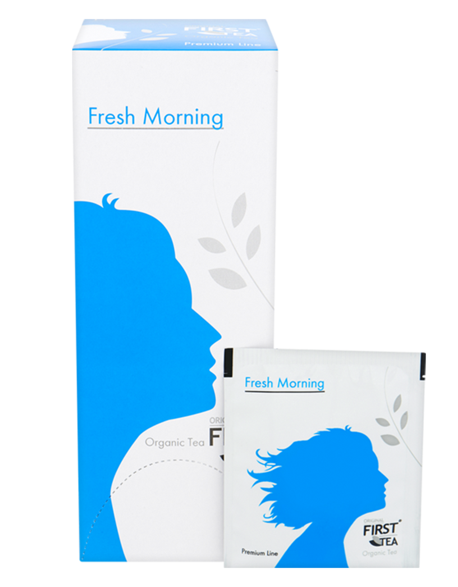 First Tea Premiumline Premium Line Fresh Morning