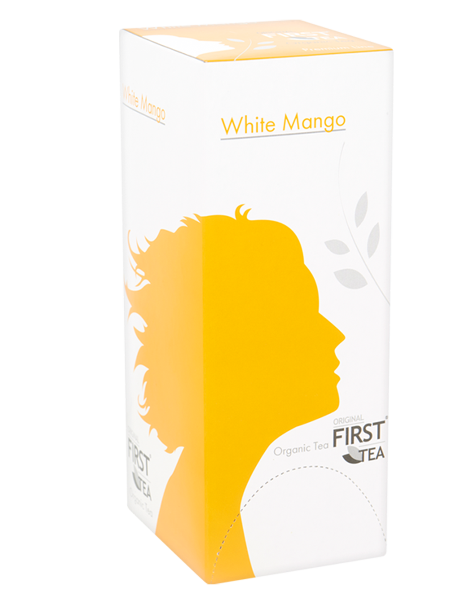 First Tea Premiumline Premium line White Mango